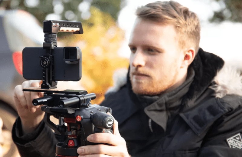 Producing Pro Videos with a Smartphone