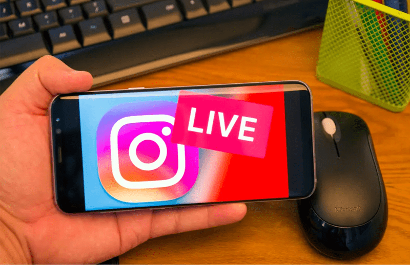 Livestream Your Business to Instagram
